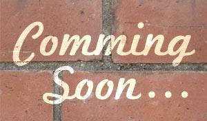 Comming soon…